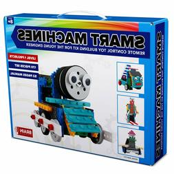 4-in-1 RC Robot Kit for Kids and Adults - STEM Toy Making Se