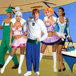 Adult Future TV Show The Jetsons George Jane Judy Elroy Rosi
