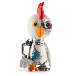 "Kidrobot ADULT SWIM Mini Series 2 ROBOT CHICKEN 3"" Vinyl Fig"