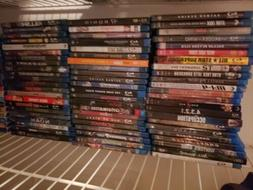 BLU-RAY Movie Lot $2-$8 Each! U Pick Movies  LIKENEW!