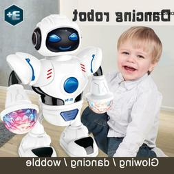 For Boys Smart Robot Kids Toddler 3 4 5 6 7 8 Year Age Kids