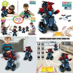 DAZHONG Building Block Robot App Controlled Toy Educational