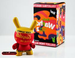 Campbell's Tomato Juice -  Andy Warhol Dunny Series 2 - Kidr