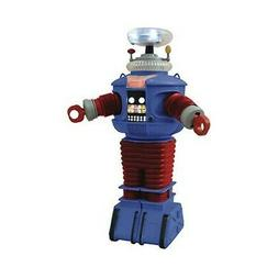 Diamond Select Toys Lost in Space Retro B9 Robot With Lights
