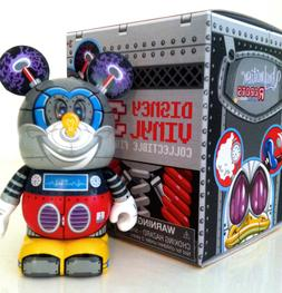 """DISNEY VINYLMATION 3"""" ROBOTS SERIES 3 MICKEY MOUSE BOT COLLE"""