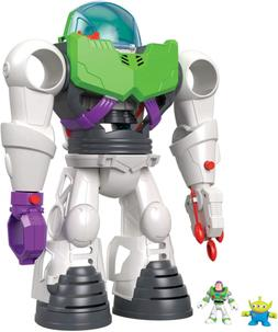 Imaginext Fisher-Price Toy Story 4 Buzz Lightyear Robot