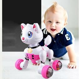 Interactive Cat Voice Recognition Electronic Robot Toy Cat D