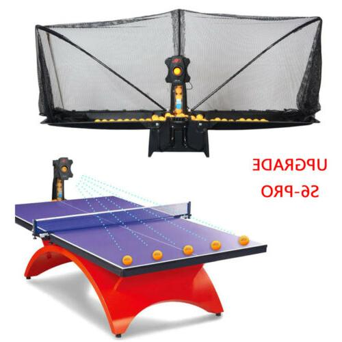 Automatic Ball Efficient Ping Pong Train Net