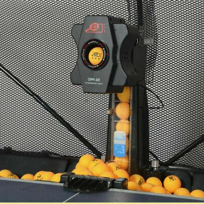Automatic Efficient Ping Train Catch Net