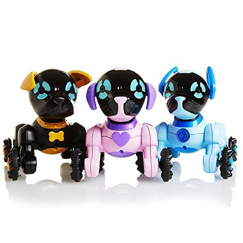 WowWee Chippies Robot Dog Chipper