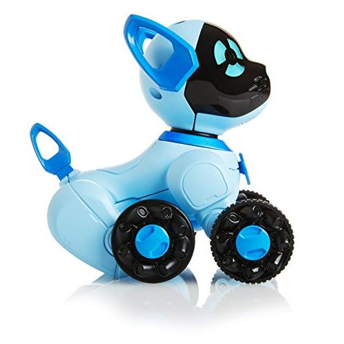 WowWee Chippies Robot Toy Dog Chipper