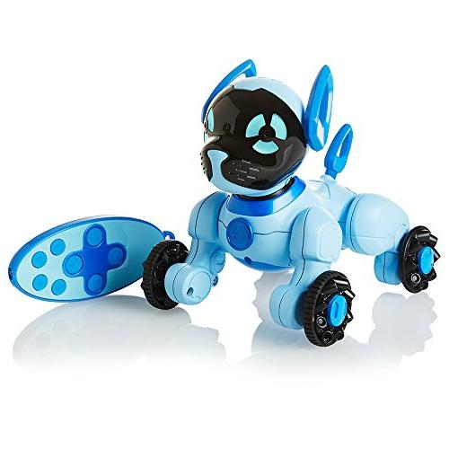 chippies robot toy dog