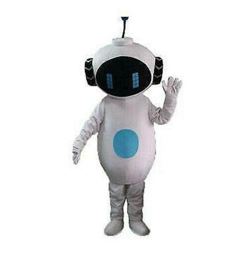 Halloween Robot Suits Carnival