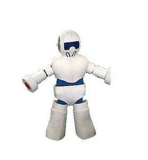 Halloween Robot Mascot Costume Suits Cosplay Party Clothing Carnival Adults