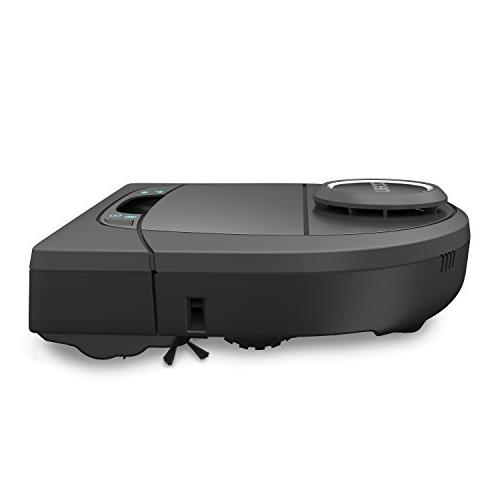 Neato Laser Featuring Floor Mapping Cleaning, Works Silver/Black