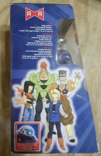 Irwin Ball Android 17 11 Robot