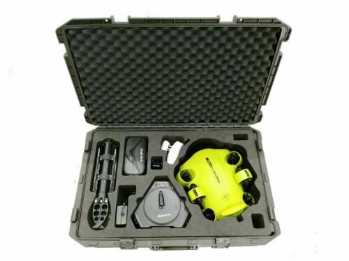 QYSEA FIFISH V6S Underwater Drone with Claw + + 100M Cable