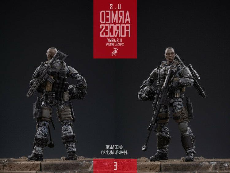 U.S. Forces 1/18 Scale