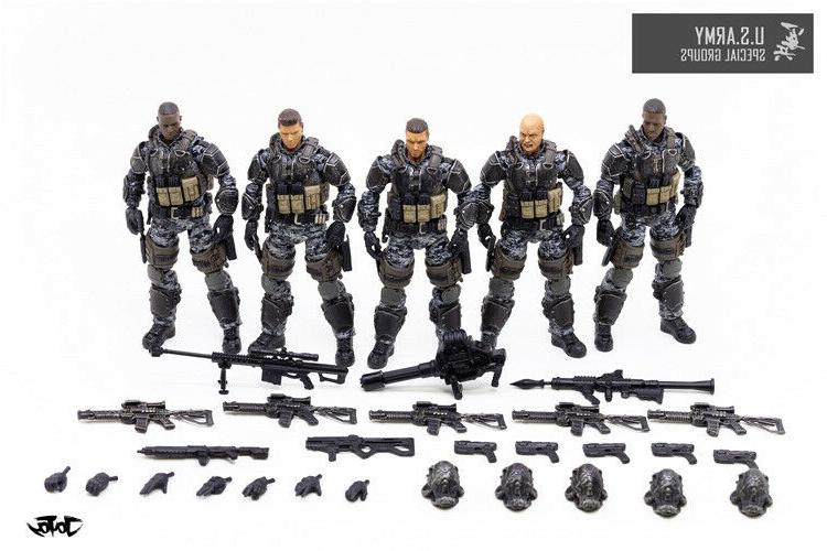 Forces Special Groups 1/18 Scale