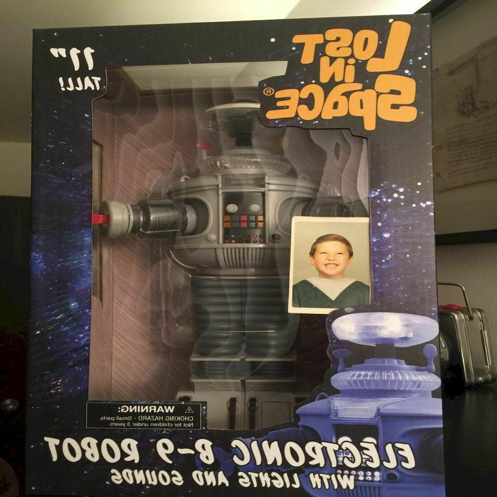 Diamond Toys Lost in and B9 inches
