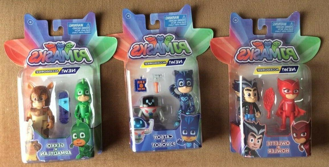 new twin packs catboy and pj robot