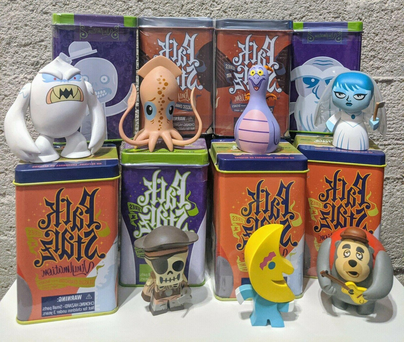 park starz vinylmation series 1 and 2
