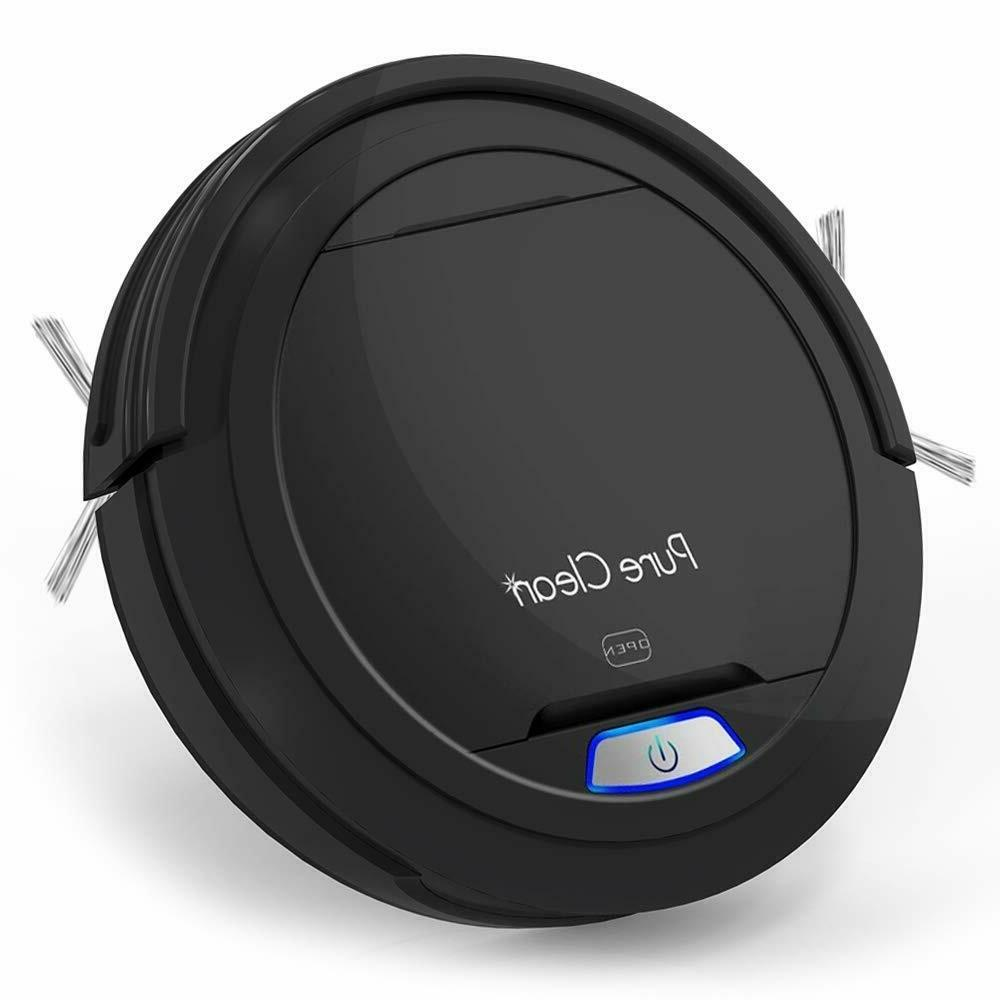pureclean pucrc26b smart automatic robot vacuum cleaner