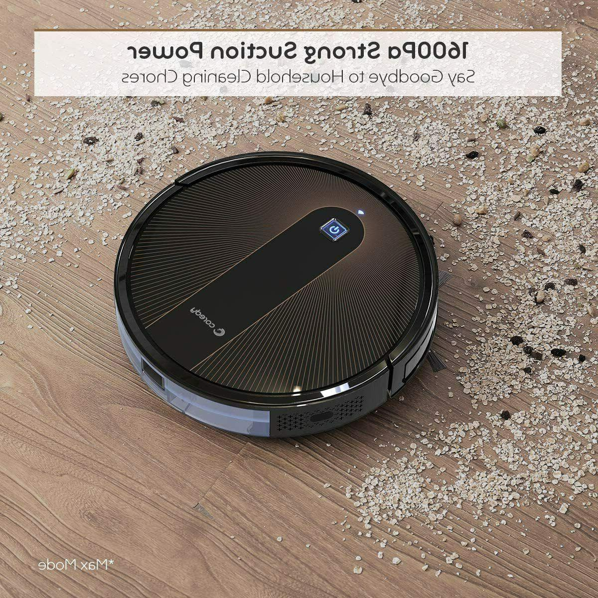 Coredy R750 Robot Cleaner, Mopping