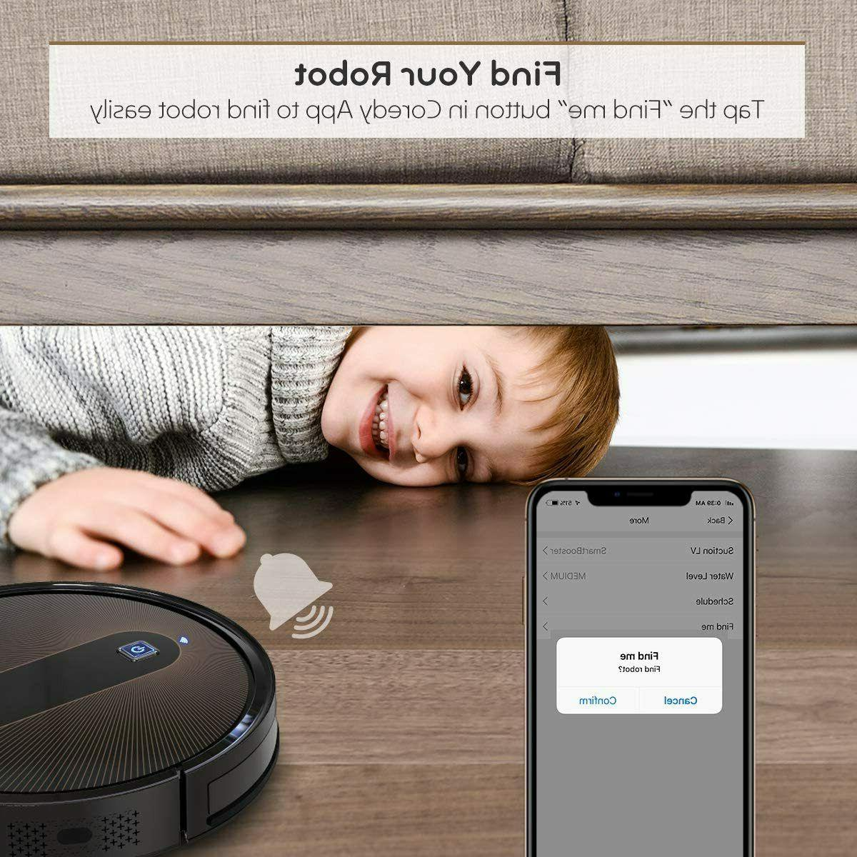 Coredy Robot Cleaner, with Mopping