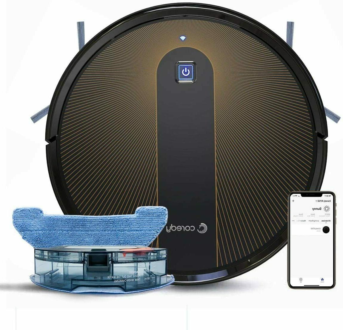 r750 robot vacuum cleaner compatible with alexa