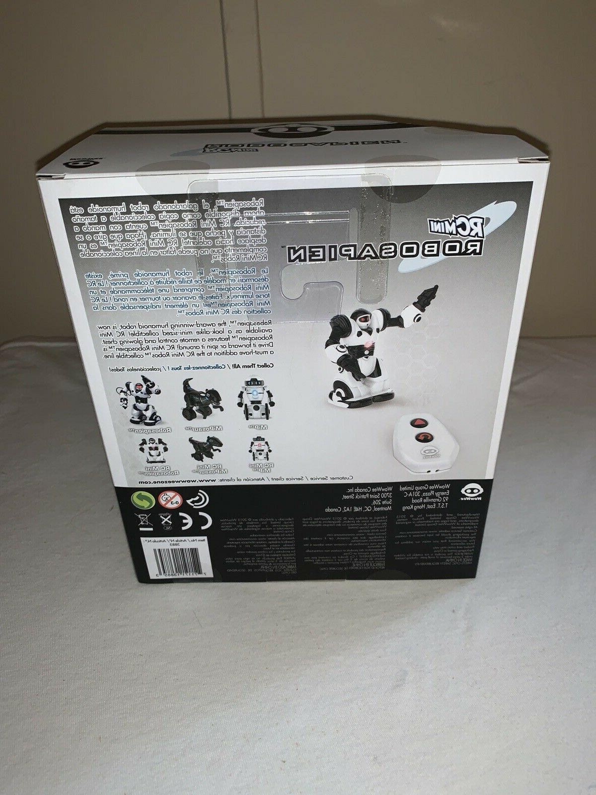 WowWee Edition Remote Control Robot Brand