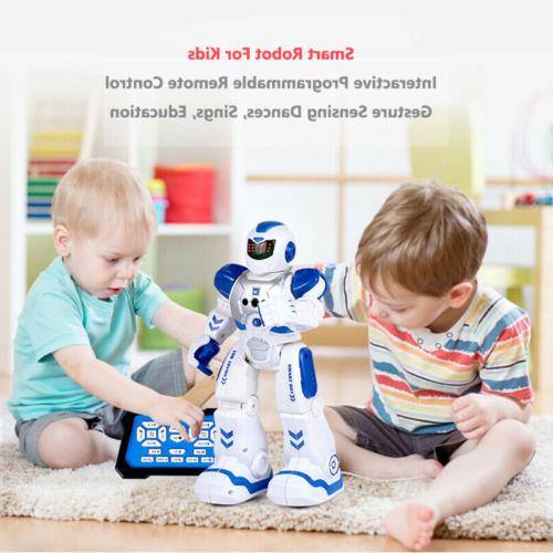 Smart Toy, Talking Dancing Robots Kids Control Toys