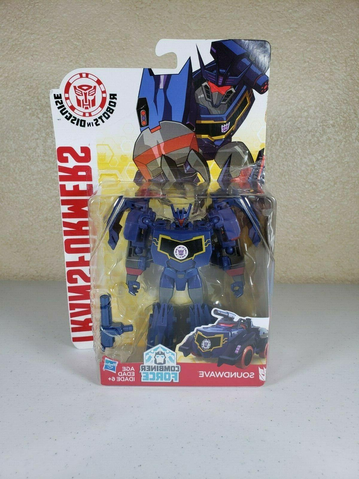 transformers robots in disguise combiner force soundwave