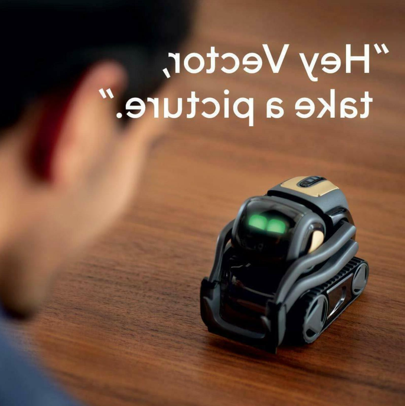 Anki Robot Interactive Toy Companion Robot With Built