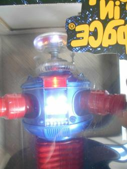 Diamond Select Lost in Space Retro B9 Robot With Lights And