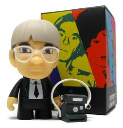 Kidrobot MANY FACES OF ANDY WARHOL Mini Series POINT & SHOOT