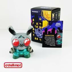 """Mothman - City Cryptid Dunny Series 3"""" Vinyl Mini Figure by"""