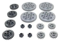 ☀️LEGO NEW 16pc Technic Gear SET Mindstorms nxt robot rc