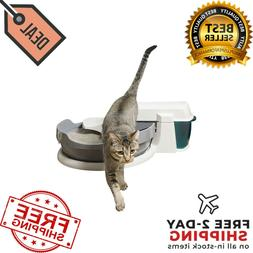 NEW Petsafe Auto Self Cleaning Self-Cleaning Electric Robot