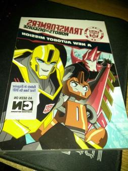 NEW - Transformers: Robots in Disguise: A New Autobot Missio