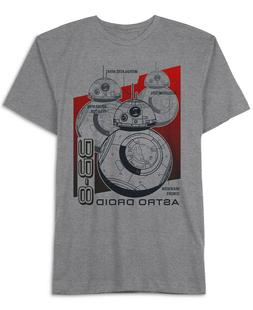 NWT Men's Star Wars Robot BB-8 T-Shirt from Jem - Size Small