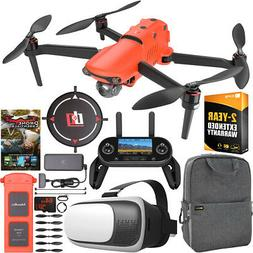 original robotics evo2 drone quadcopter 8k hd