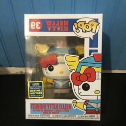 Funko Pop! Hello Kitty Robot #39 2020 SDCC / Gamestop Exclus