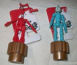 Rare ROBOTS Movie Mattel Robot TOY LOT RODNEY COPPERBOTTOM F