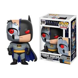 ROBOT BATMAN Funko Pop Heroes Batman The Animated Series #19