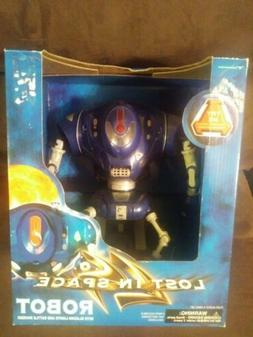 Lost in Space Robot with Blazing Lights and Battles Sounds!