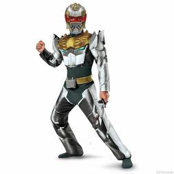 Power Rangers Size 8 M Megaforce Robo Knight Muscle Child Co