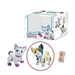 SMART ROBOT CALICO CAT FOR KID
