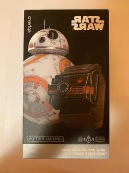 Sphero Star Wars BB-8 App Controlled Droid Robot + Force Ban