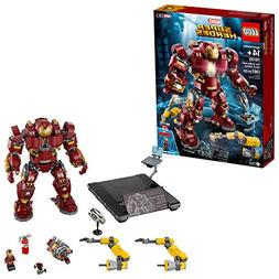 LEGO Super Heroes The Hulkbuster: Ultron Edition 76105 Build